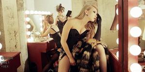 Aksi Seksi 2NE1 di Video 'Crush' Versi Jepang
