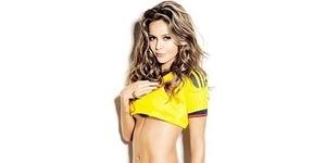 Alenjandra Buitrago, Reporter Seksi Piala Dunia 2014 dari Kolombia