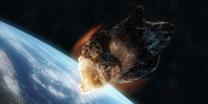 The Beast, Asteroid Berukuran 3X Lapangan Sepak Bola Lintasi Bumi