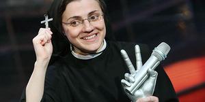 Biarawati Cristina Scuccia Juara The Voice Italia
