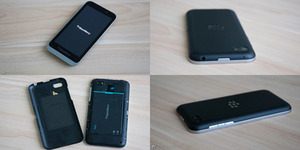 Foto Bocoran BlackBerry Z5, Versi Murah BlackBerry Z10