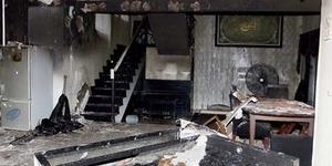 Bukan Korsleting Listrik, Rumah Mendiang Uje Dibakar Seseorang?