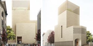 Di Berlin, Masjid, Gereja dan Sinagoga Dijadikan Satu Atap
