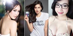Dian Sastrowardoyo Aktris Tercantik se-Asia Tenggara