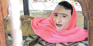 Wanita Bertubuh Rubah Hebohkan Pakistan