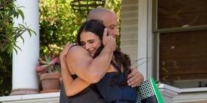 Foto Adegan Vin Diesel dan Jordana Brewster di Fast and Furious 7