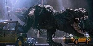 Foto Bocoran Penampakan T-Rex di Film Jurassic World