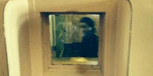 Foto Penampakan Hantu Wanita di Penjara Alcatraz