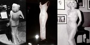 Gaun Kontroversial Marilyn Monroe Dijual Rp 14,9 Miliar