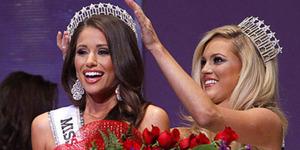 Nia Sanchez Miss USA 2014