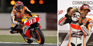 Marc Marquez Juara MotoGP Mugello Italia 2014