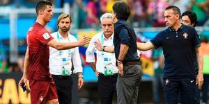 Kalahkan Portugal, Joachim Loew 'Hadiahi' Upil pada Ronaldo