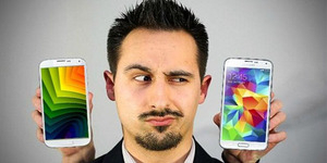Kenali Ciri-Ciri Samsung Galaxy S5 KW