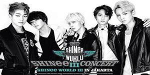 MEIS Tak Punya Izin, Konser SHINee di Jakarta Terancam Batal