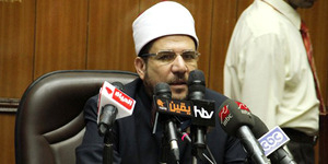 Mesir Batasi Khotbah Selama Puasa