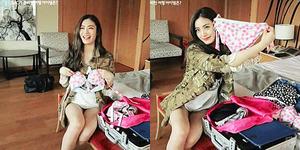 Nana After School Pakai Bikini Saat Menikah