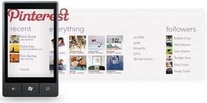 Pinterest Hadir di Windows Phone 8