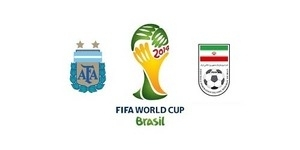 Prediksi Piala Dunia 2014 Argentina v Iran