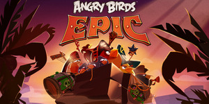 Download Angry Birds Epic Gratis!