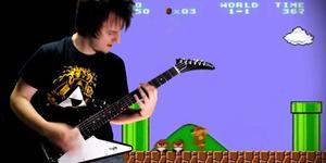 Sejarah Video Game ala Musik Metal