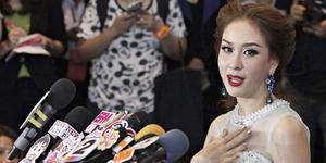 Tak Kuat di-Bully di Media Sosial, Miss Thailand Mengundurkan Diri