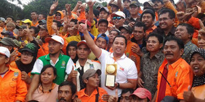 Tangerang Sabet Piala Adipura Kencana 2014