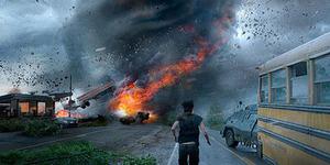 Trailer Into The Storm, Kengerian Bencana Badai Terbesar
