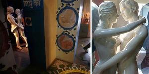 Uniknya Museum Seks Antarang di India