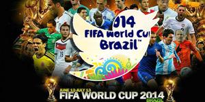 Daftar Lengkap Akun Twitter Resmi Bintang Sepak Bola dan Timnas Piala Dunia 2014