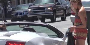 Video Lamborghini Taklukan Cewek Matre