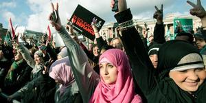 Wanita Mesir Ancam Lecehkan Kaum Pria