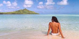 Foto Wanita Topless 'Jennifer in Paradise' Korban Pertama Photoshop di Dunia
