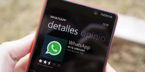 WhatsApp Kembali Hadir di Windows Phone