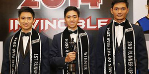 Yohannes Kevin, Juara L-Men of The Year 2014