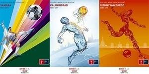 11 Poster Piala Dunia 2018 Rusia