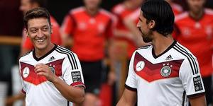 2 Pesepakbola Muslim Bawa Jerman Juara Piala Dunia 2014