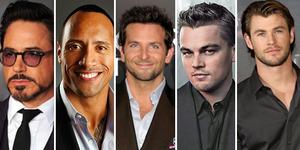 5 Aktor Hollywood dengan Penghasilan Terbesar 2014