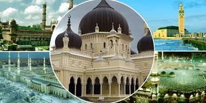 7 Masjid Termegah dan Terbesar di Dunia