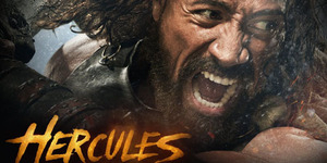 Aksi Dwayne Johnson 'The Rock' dalam Trailer Terbaru Hercules