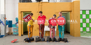 Awas Pusing! Video OK Go The Writing's On The Wall Tampilkan Ilusi Mata