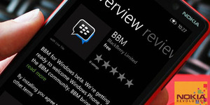 Download BBM For Windows Phone Beta