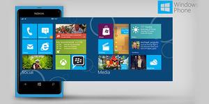 Foto Tampilan BBM untuk Windows Phone