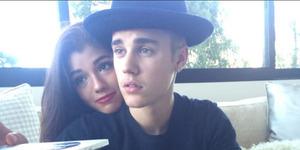 Foto Mesra Justin Bieber dengan Model Seksi Yovanna Ventura