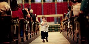 Biarkan Anaknya Acak-acak Gereja, Seorang Ayah Dipenjara 6 Bulan