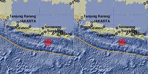BMKG: Gempa Hari ini (14 Juli) Berpusat di Pacitan, Terasa Hingga Yogyakarta & Bali