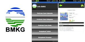 BMKG Rilis Aplikasi 'Info Gempa dan Cuaca' untuk Android