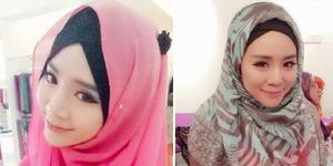 Cinta Dengan Jilbab, Model Playboy Malaysia Felixia Yeap Masuk Islam