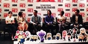 Despicable Me 2 Versi Bahasa Indonesia Ramaikan Hari Raya Idul Fitri 2014