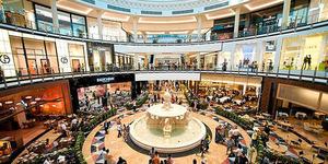 Dubai Bangun Mall of The World, Mall Terbesar di Dunia