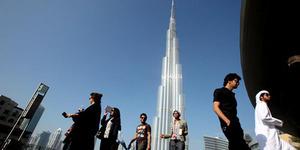 Dubai Negara dengan Gaji Tertinggi di Dunia, Indonesia Terendah